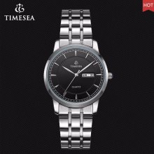 Popular Mineral Glass Crystal Watch for Men and Ladies 72042