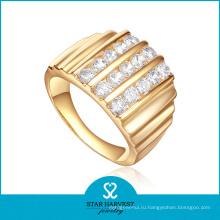 Кольцо стерлингового серебра 925 золота (SH-R-0453)
