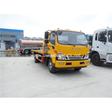 JAC 4x2 New condition flat wrecker towing truck