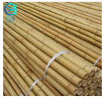 cheap wood frame bamboo fence