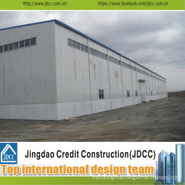 Algeria Ordered Steel Structural Building Warehouse Jdcc1009