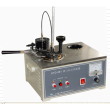 Probador cerrado del punto de inflamación de la taza del surtidor de China (SYD-261)