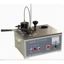 Verificador fechado do ponto de inflamação do copo do fornecedor de China (SYD-261)