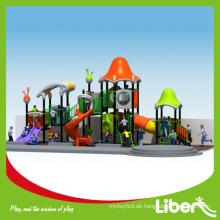 Drei Jahre Garantie LLDPE Liben Showroom Outdoor Spielplatz mit guter Qualität