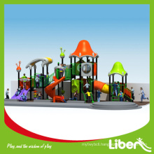Three Years Warranty LLDPE Liben Showroom Outdoor Playground with Good Quality