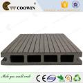 Темно-серый цвет Имитация дерева WPC Floor
