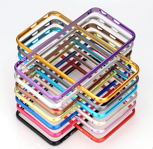 Aluminum phone case machined