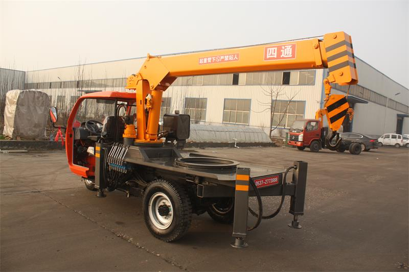3 ton forestry crane