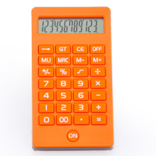 12 Digits Phone Shaped Pocket Calculator