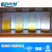 Dicyandiamide Based Cationic Resin Decolorant Polymer