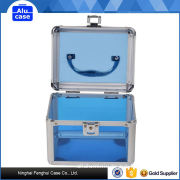 latest produc factory supply acrylic cosmetic case gift box
