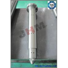 Vertikale 15 mm Einspritzmaschine Schraubstange