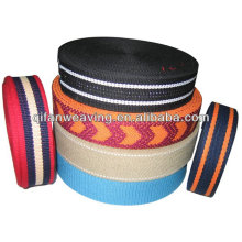 Cotton Jacquard Webbing