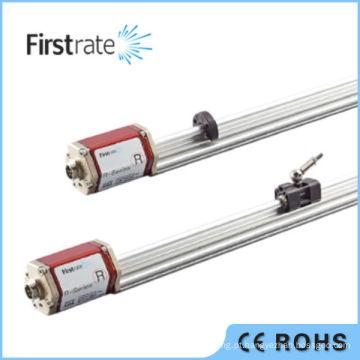 Sensor do deslocamento de Magnetostrictive de Shell do alumínio de FST-RP, sensor de posição Magnetostrictive