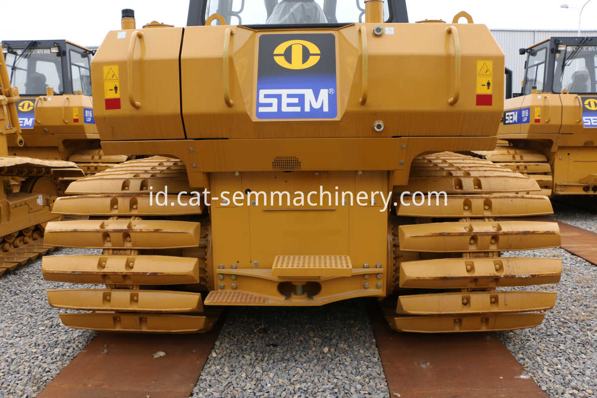 CAT 816LGP BULLDOZER