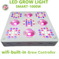 1000W 1500W 2500W Invernadero LED Smart Grow Light