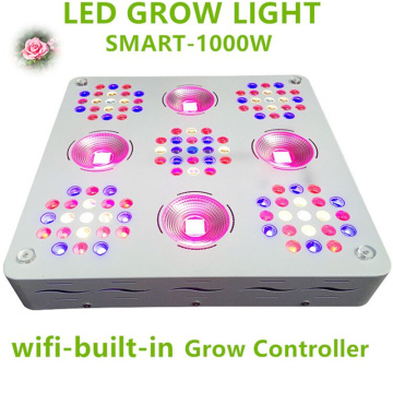 1000W 1500W 2500W Rumah Kaca Cerdas LED Grow Light