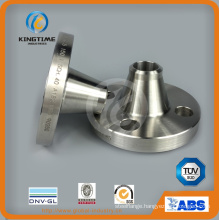 ANSI B16.5 Stainless Steel Weld Neck Forged Flange with TUV (KT0282)