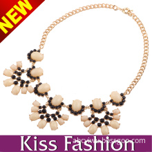 New Arrival Summer Season Chunky Shourouk Necklace Fashion Accessory for Woman (EN0017B)