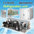 Boyard Lanhai r22 r404a cooling compressor condenser unit drop in refrigeration unit low height