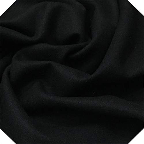Poly Cotton Black Muslin Dyed Lining Faric