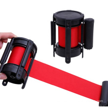 Hot Sale Flexible Match Crowd Control Retractable Barrier Post Stand Queue Line Stand with 2 Meter Belt, road block barriers/