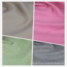 Anti-Mildew Imitated Nubuck Fabrics Roll Imitation Leather