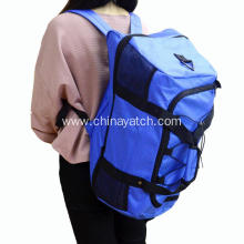 Dual-use Backpack and Travelling Bag