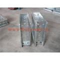 Klimaanlage Elektrische Luft Louver Dämpfer mit Stellantrieb für Kanal aus China HVAC Roll Forming Machine Equipment Lieferant Vietnam