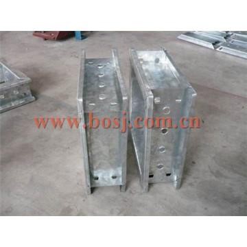 Climatisation Amortisseur à clapet à air électrique avec actionneur pour conduit de Chine Fournisseur de matériel de formage de rouleaux HVAC Vietnam