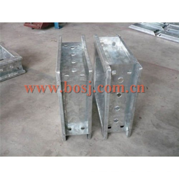 Air Conditioning Electric Air Louver Damper with Actuator for Duct From China HVAC Roll Forming Machine Equipment Supplier Vietnam
