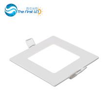 Luz de painel led recessed square
