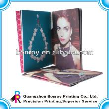 coser catálogos vinculantes de impresión