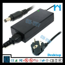 led power 14v 6a ac dc adapter for tablet pc computer 84w desktop switching power supply/adapter