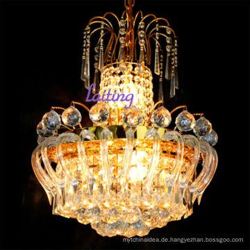 Großhandelslichter traditionelles kleines Kristallleuchterwohnzimmerlicht