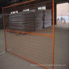 Direkte Fabrik Exportieren Temporärer Zaun Abnehmbarer Zaun Temporärer Zaun