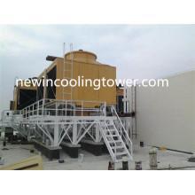 Tour de refroidissement FRP économe en énergie