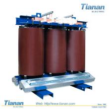 25 MVA, 36 kV Transformador de distribuição / resina fundida