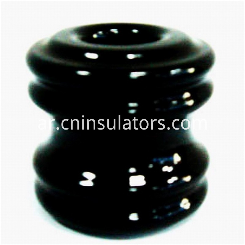 53-1 spool porcelain insulator