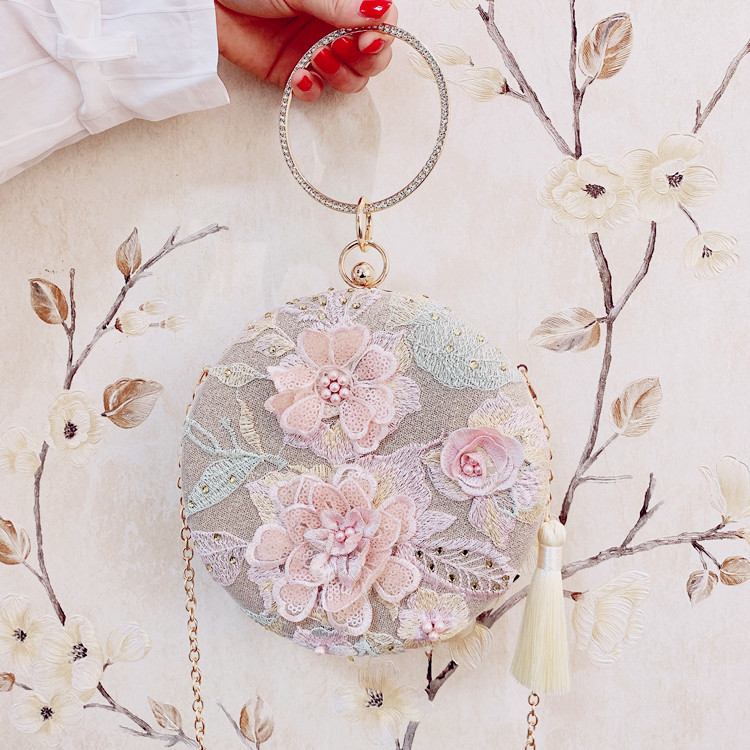 Luxury Bag Embroidery