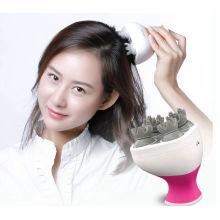 Электрический вибрационный массажер для головы