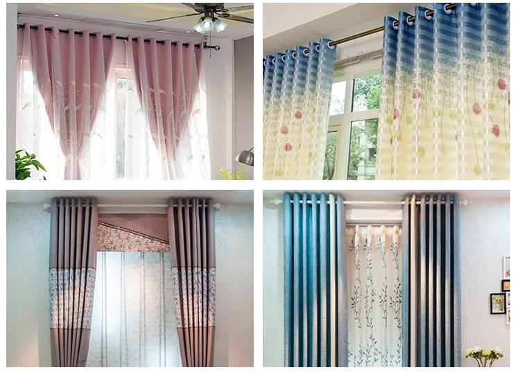 Aluminum Curtain Rod
