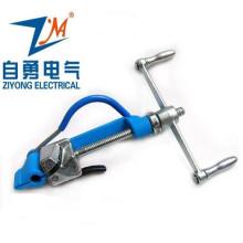 Herramientas de bandas para instalar bandas de acero inoxidable