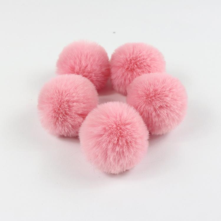 round pompom ball