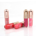 UV Bullet Type Lip Gloss With Golden Fashion Favor Cap