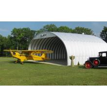 Hangar de estructura de acero ligero prefabricado (KXD-SSB1318)