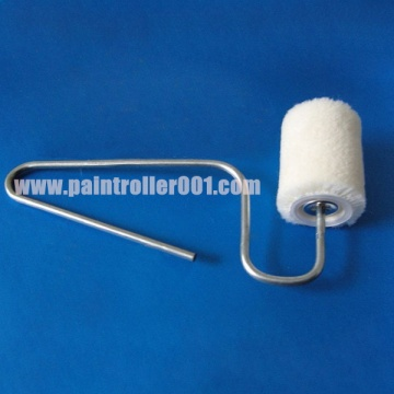 30mm Wool/Mohair/Velvet Paint Roller Cover with Nap 4mm