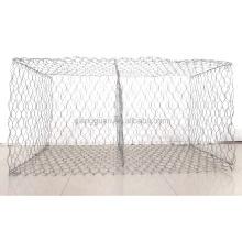 Somalia gabion reno mattress/Ecuador gabion box /Costa Rica gabion galvanized hexagonal
