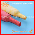 Factory Direct 45mm Two Tone Color Red & Yellow Heat Shrink Tubing