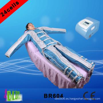 Máquina de belleza de drenaje linfático Pressotherapy
